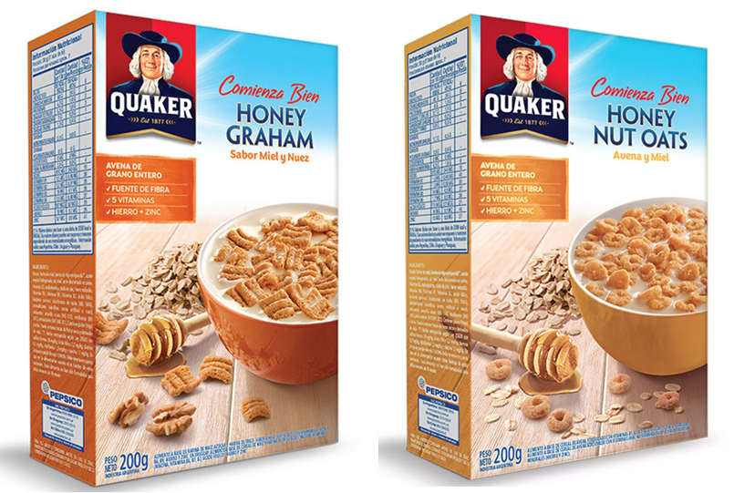 Quaker Honey
